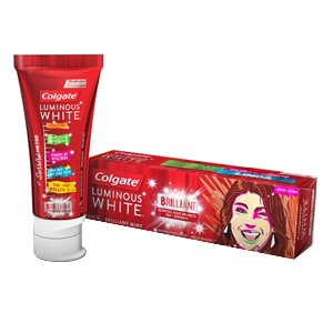 Colgate® Luminous White Limited Edition