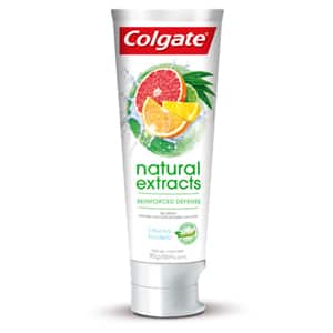 Colgate® Natural Extracts Reinforced Defense